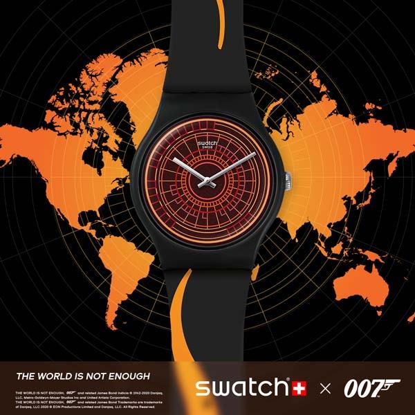 Swatch James Bond