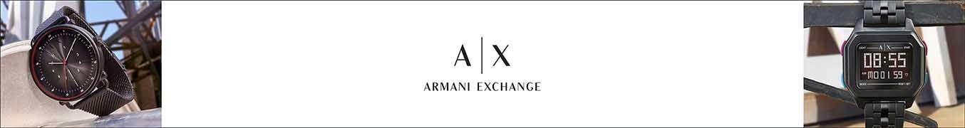 Mens Armani Exchange Watches