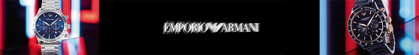 Mens Emporio Armani Watches