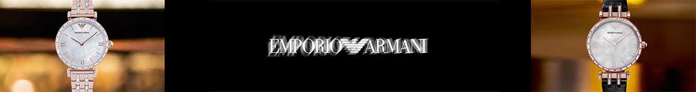 Ladies  Emporio Armani Watches
