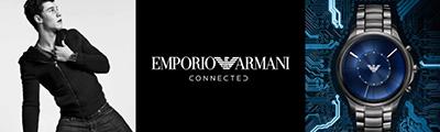 Montres Emporio Armani Connected