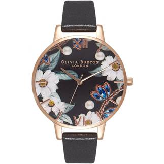 Ladies' Olivia Burton Bejewelled Florals watch