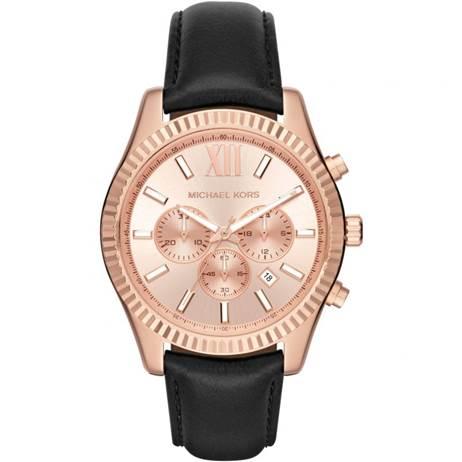 Mens Michael Kors Lexington Chronograph Watch MK8516