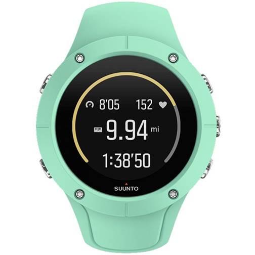 Unisex Suunto Spartan Trainer Wrist HR Bluetooth GPS Alarm Chronograph Watch SS022670000