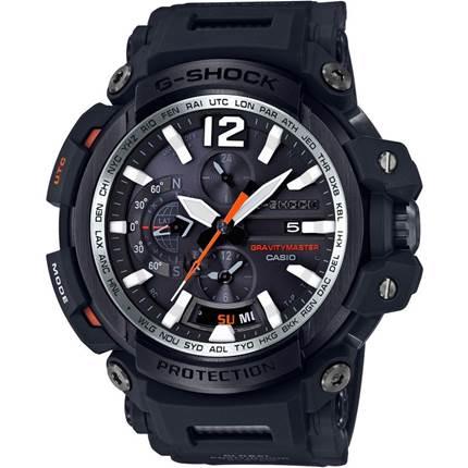 Mens Casio G-Shock Gravitymaster Bluetooth GPS Alarm Chronograph Watch GPW-2000-1AER