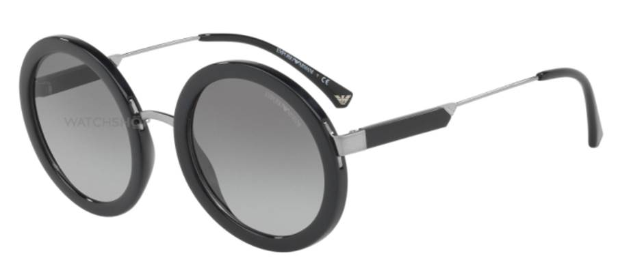 Emporio Armani ladies Round sunglasses
