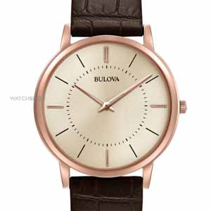 7 beautiful leather watches