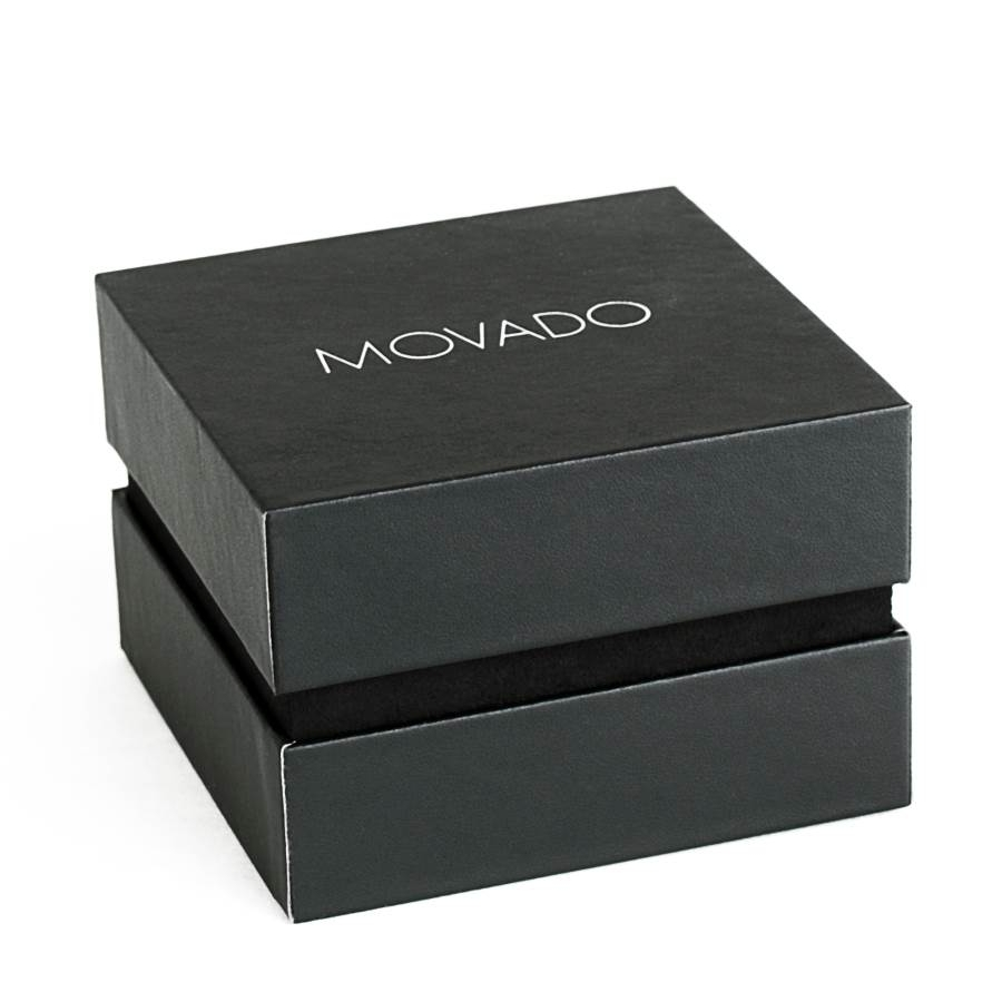 Packaging originale Movado
