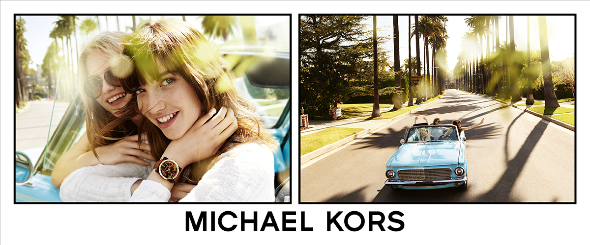 Montres Michael Kors