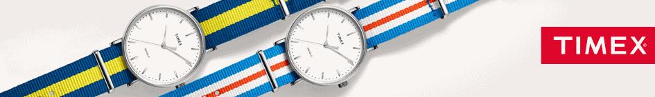 Timex bannière Logo