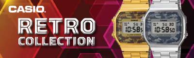 Casio klassisch Uhren