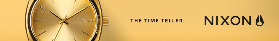 """""""Time Teller""""-Uhren"""