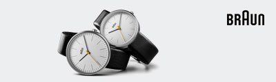 Braun Horloges