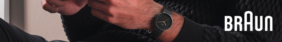Uhren von Braun