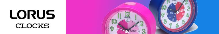 Uhren von Lorus Clocks