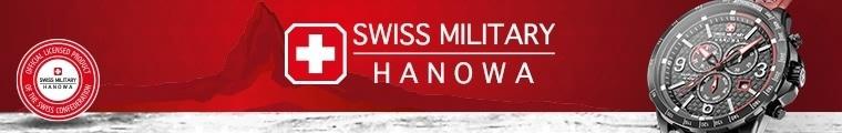 Montres Swiss Military Hanowa
