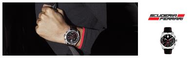 Uhren von Scuderia Ferrari