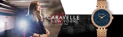 Caravelle New York Uhren