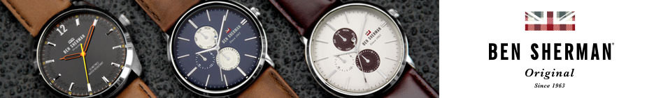 Ben Sherman London Watches