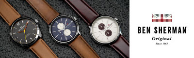 Ben Sherman London Horloges