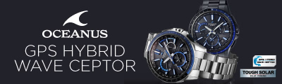 Casio – Oceanus – Armbanduhren