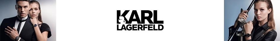 Uhren von Karl Lagerfeld