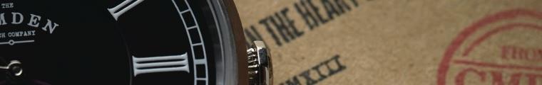 Uhren von Camden Watch Company