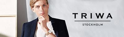 Uhren von Triwa