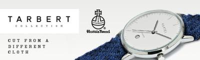 Kartel - Montres Tarbert Harris Tweed