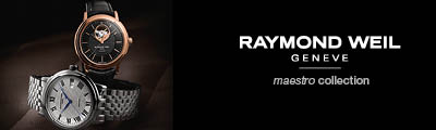 "Raymond Weil – Armbanduhren ""Maestro"""