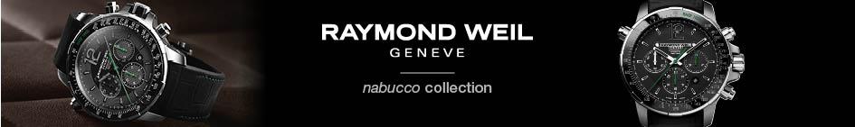Raymond Weil - Montres Nabucco