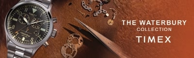 Timex die Waterbury Uhren