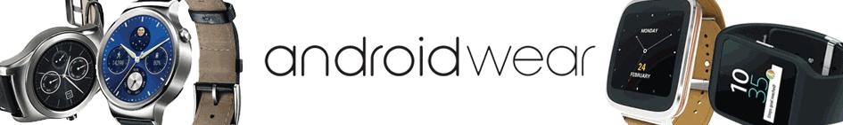 Android Wear Uhren