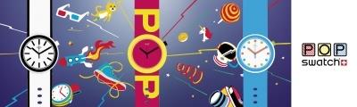 "Swatch – Armbanduhren ""POP"""