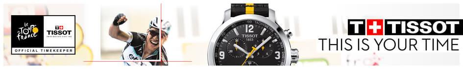 Tissot Tour De France Uhren