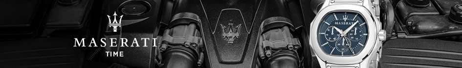 Maserati Watches