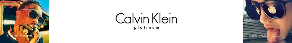 Calvin Klein lunettes de soleil