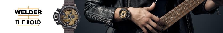 """Les montres """"BOLD"""""""