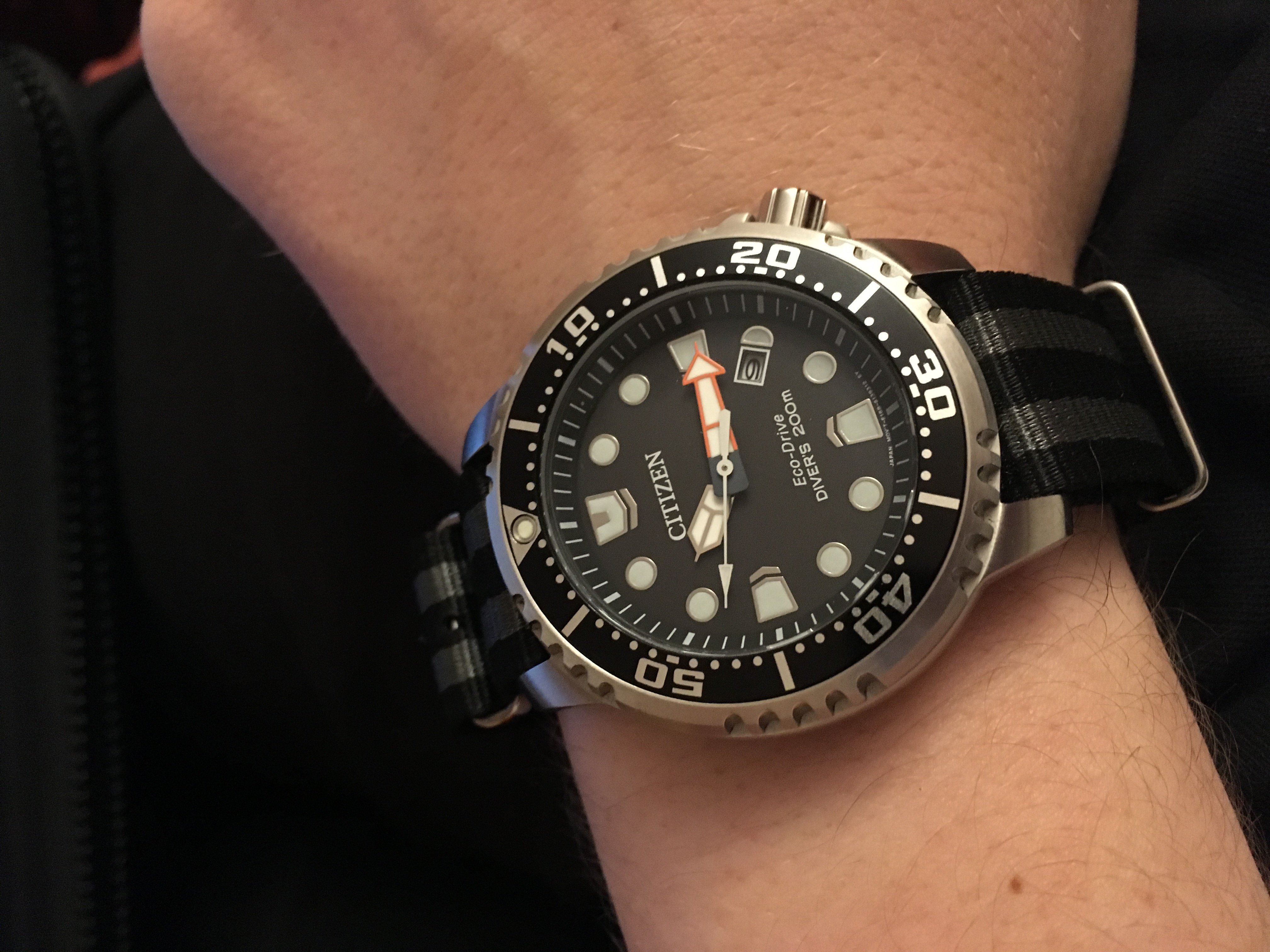 Gents citizen promaster divers watch bn0150 28e - Citizen promaster dive watch ...