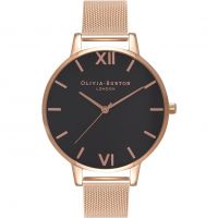 Damen Olivia Burton Big Dial Watch OB16BD89