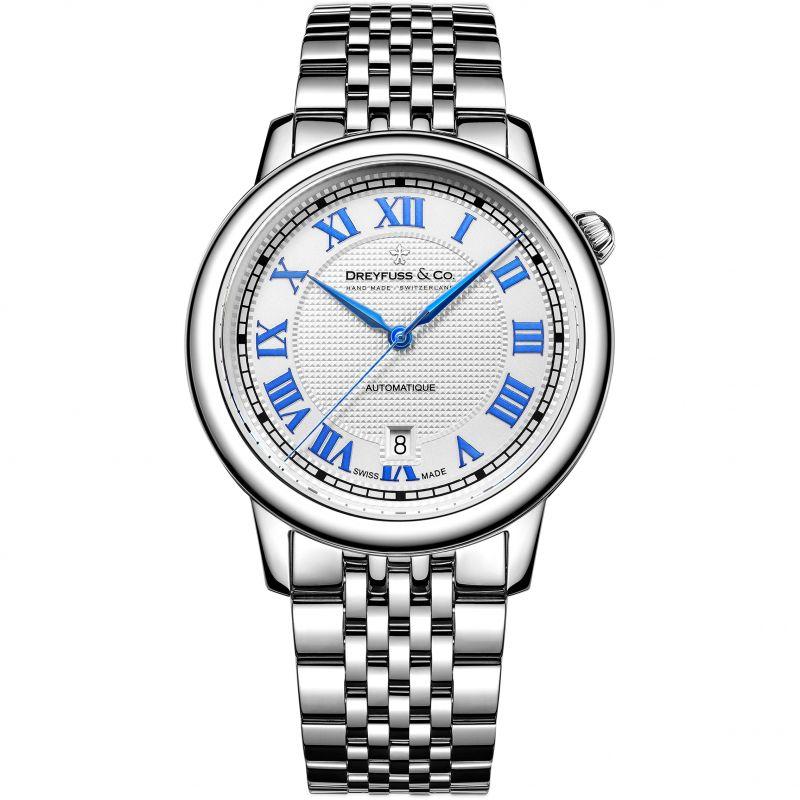 Mens Dreyfuss Co 1925 Automatic Watch