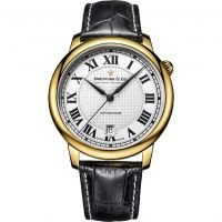 Mens Dreyfuss Co 1925 Automatic Watch