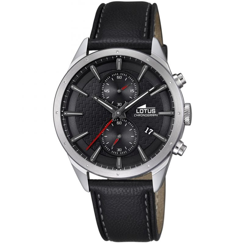 Mens Lotus Chrono Watch