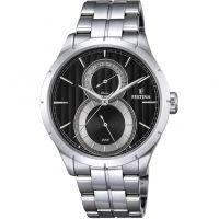 Herren Festina Retro Watch F16891/6