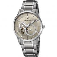 Herren Festina Automatic Watch F6845/2