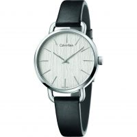 Ladies Calvin Klein Even Watch