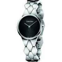 Damen Calvin Klein Schlange Uhr