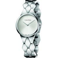 Damen Calvin Klein Snake Watch K6E23146