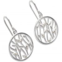 femme Unique & Co Leaf Earrings Watch ME-523