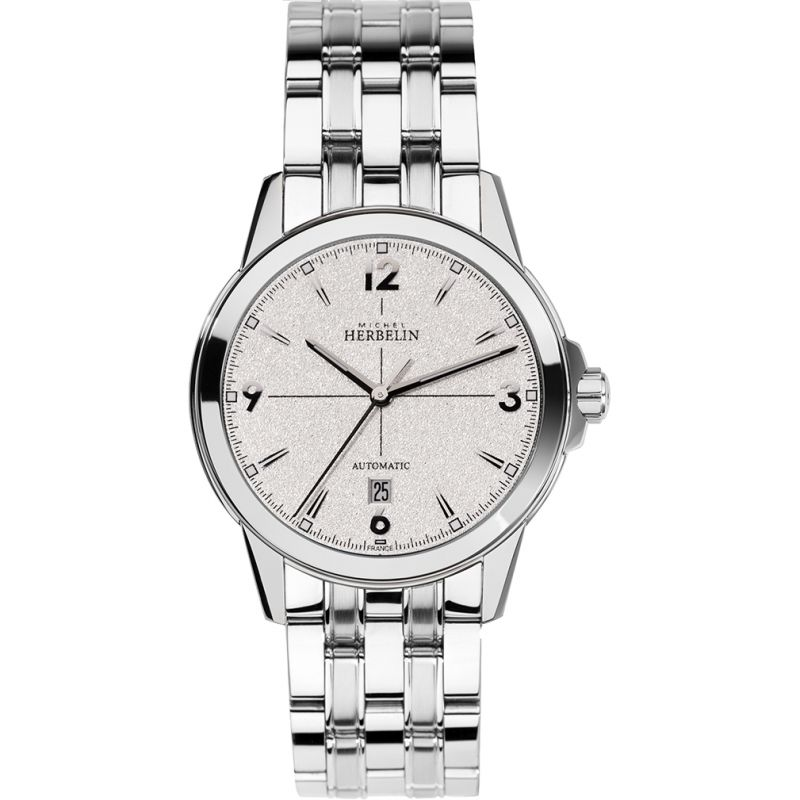 Mens Michel Herbelin Automatic Watch